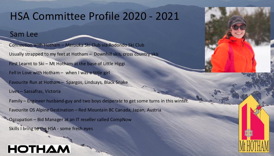 HSA Committee Sam Lee